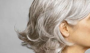 волосы в среднем возрасте