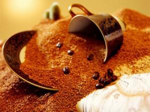кофейная гуща как скраб для тела